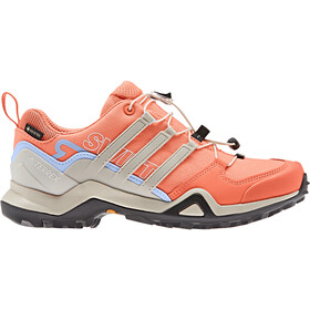 adidas TERREX Swift R2 GTX Zapatillas Outdoor Mujer, hi-res coral/collegiate brown/glossy blue